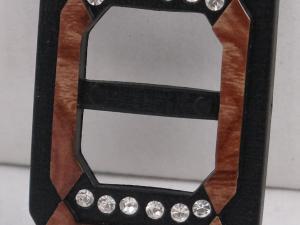 Пластмасова катарама , 2.5 cм