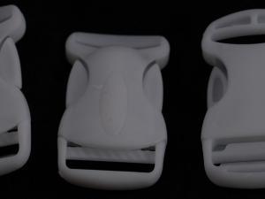 Пластмасова катарама, 2.5 cм
