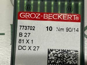 GROZ- BECKERT B27 SES 90