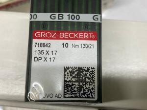 GROZ- BECKERT 135X17 SES 130