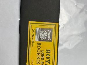 ръчни игли ,губерки 127 mm